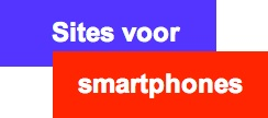 Sites voor Smartphones